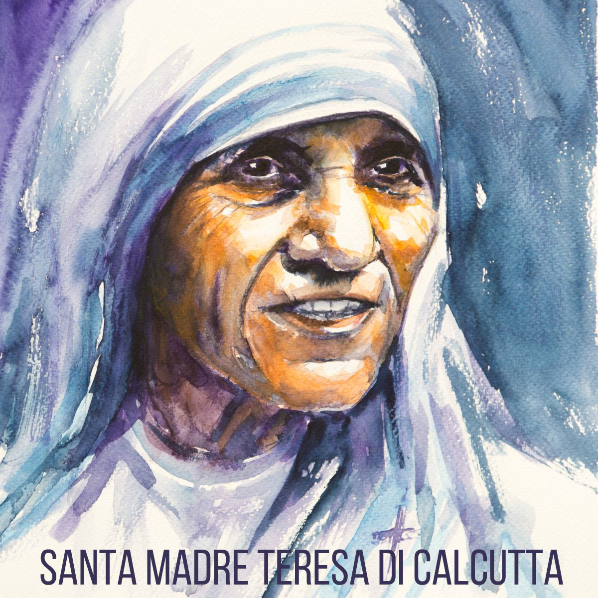 Preghiera A Madre Teresa A Gesù Per Maria